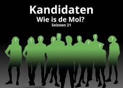 Kandidaten Wie is de Mol?